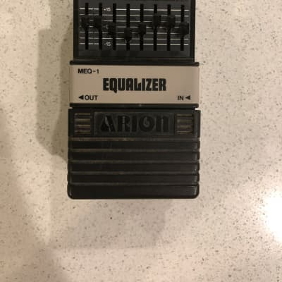 Arion MEQ-1 EQ Pedal for sale