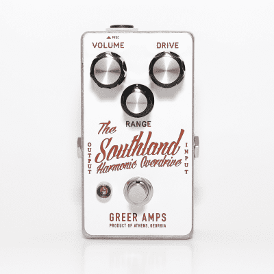 Greer Southland Harmonic Overdrive *Free Shipping in the USA*