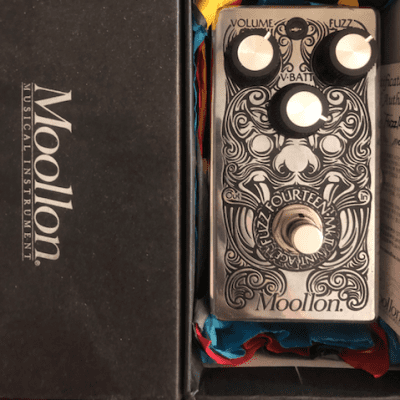 Moollon Fuzz Fourteen for sale
