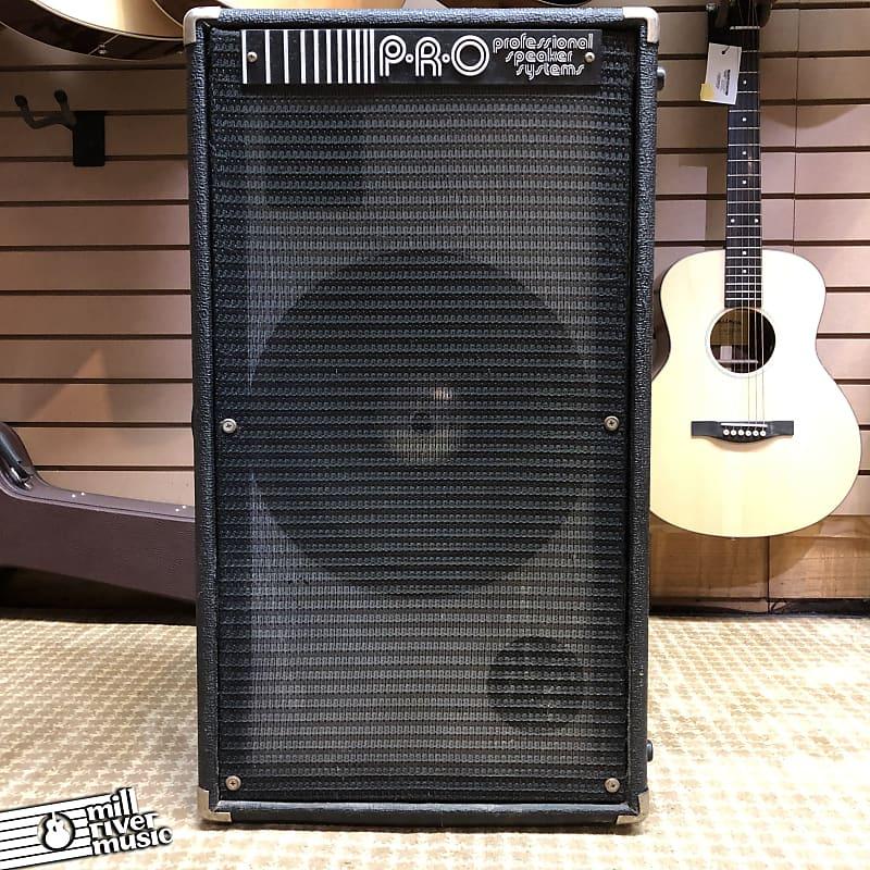 Professional Speaker Systems PRO Vintage 12