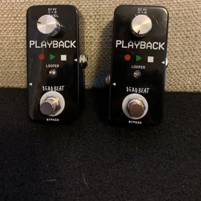 Deadbeat Sound Playback Looper X2
