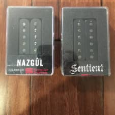 Seymour Duncan Nazgul and Sentient