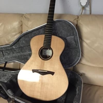Bouchereau Mistral Quebec City clapton spec  OM guitar 2018 natural for sale