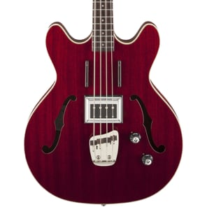 Guild Starfire Bass - Cherry Red, w/ Case for sale