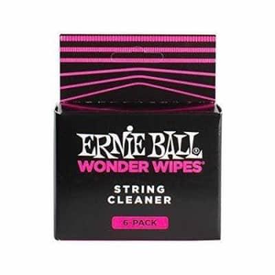 Ernie Ball Wonder Wipes - Fretboard Conditioner