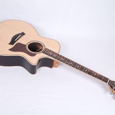 Taylor 814c CITES Brazilian 2015 New with Warranty @ LA Guitar Sales for sale