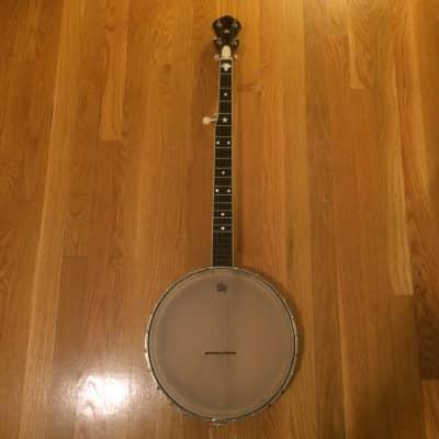Slingerland / Custom 5-String Banjo w/hsc 1920s-1930s for sale
