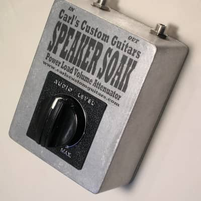 Carl's Custom Guitars 4 ohm Speaker Soak Guitar Amp Volume Attenuator