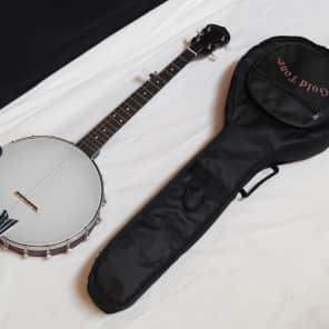 Gold Tone CC-50TR Cripple Creek Short Scale Traveler Openback 5-String Banjo