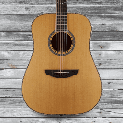 Orangewood Hudson Torrefied Solid Spruce Dreadnought All Solid Acoustic Guitar for sale