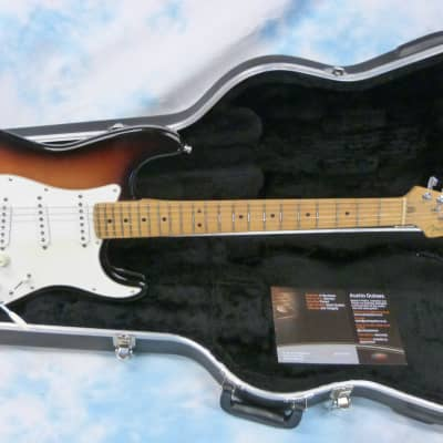 Fender American Standard Stratocaster 1995/96 Inc Fender Case 1995/96 for sale