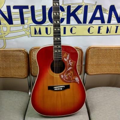 Hondo II Acoustic Guitar for sale