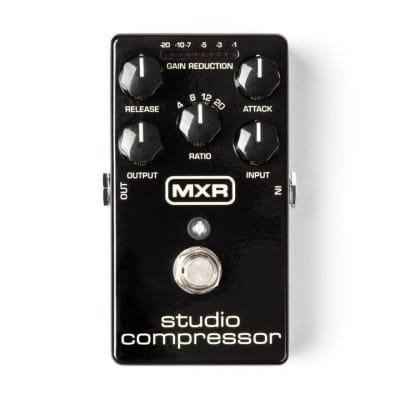 MXR® STUDIO COMPRESSOR