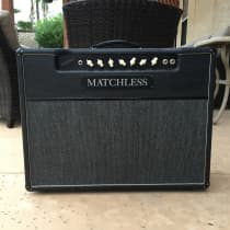 Matchless Chieftain 2x12 Combo 1990s Black image