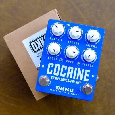 OKKO Cocaine Boost and Compressor for sale