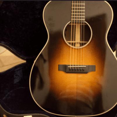 Rockbridge Cocobolo Back, Dave Matthews  000 2013 Sunburst for sale