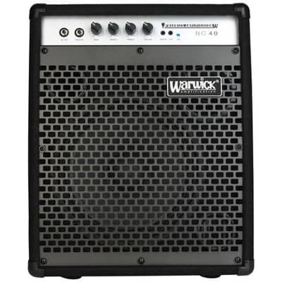 Warwick BC 40 Bassverstärker-Combo for sale