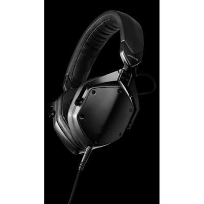 V-Moda M200BTA-BK Noise Canceling Headphones - Black