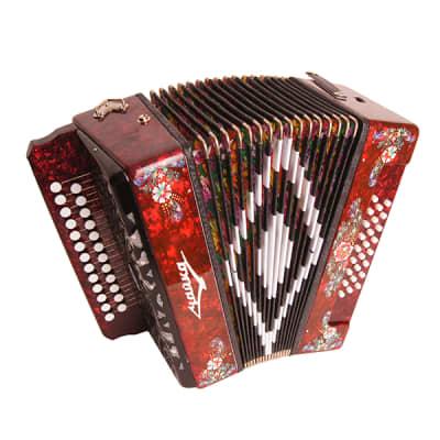 S6XLY-A-RD Harmonica 25x25-II, Harmonica Shuya
