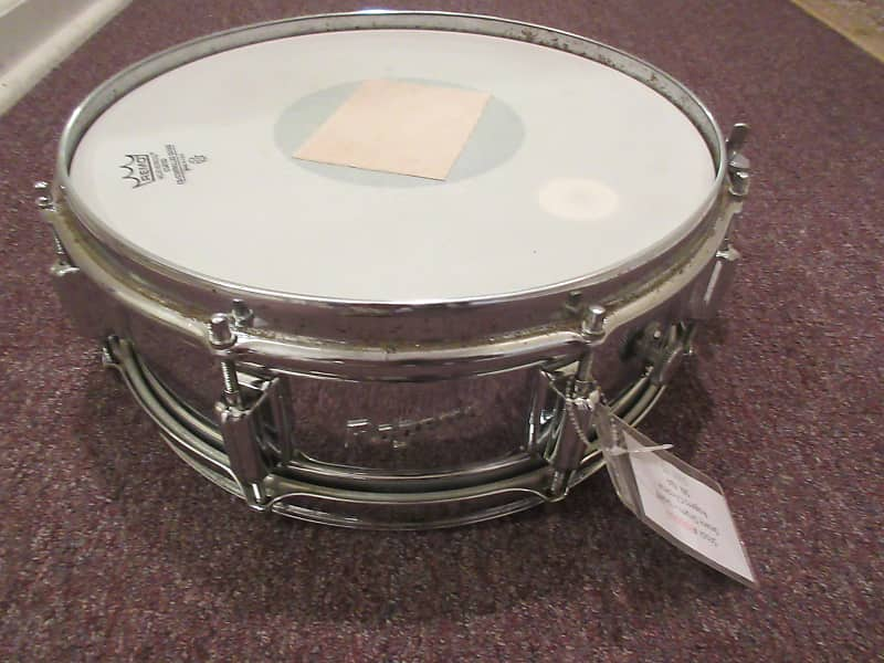 used rogers powertone snare drum springfield music reverb. Black Bedroom Furniture Sets. Home Design Ideas