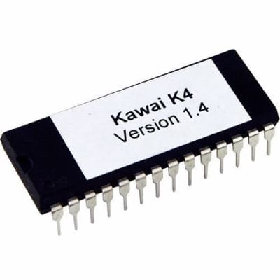 Kawai k4 version 1.4 firmware OS Update Upgrade EPROM firmware k-4