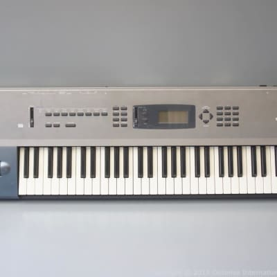 Korg N364 61-Key Music Workstation  AI2 synthesis engine / Perfect Working