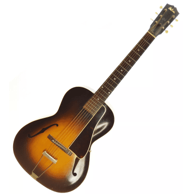 Gibson L-50 F-Hole 1932 - 1934