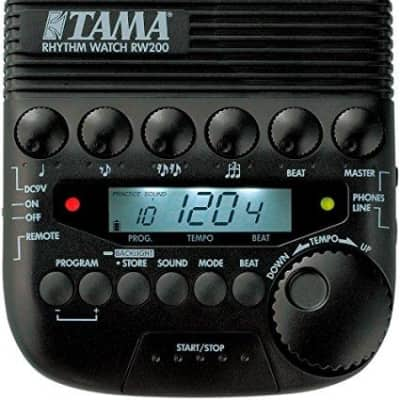 Tama RW200 Rhythm Watch Digital Metronome for sale