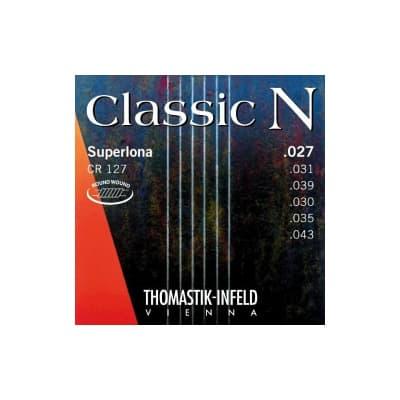 Thomastik CR127 N Series Nylon Guitar Strings - Normal Tension