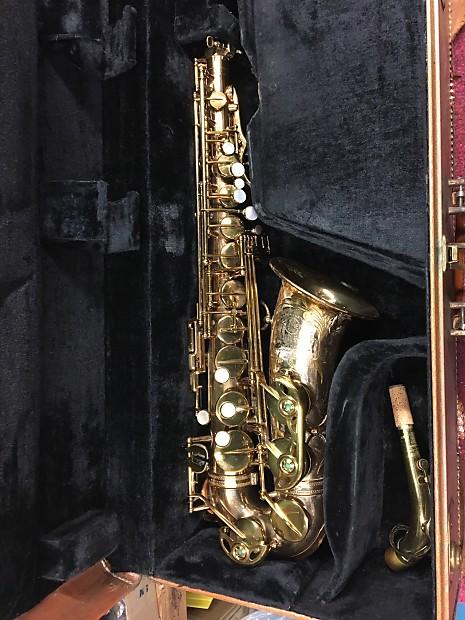 Selmer Mark VI Alto Saxophone 1957 SN#68990