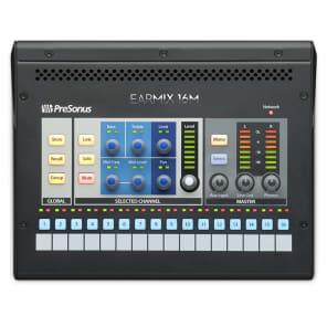 PreSonus EarMix 16M 16x2 AVB Personal Monitor Mixer 2018