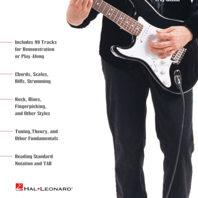 Left-Handed Guitar The Complete Method WITH CD (99 TRACKS)