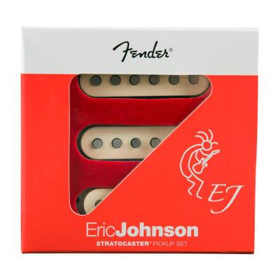 Fender Eric Johnson Signature Stratocaster Pickup Set 0992248000