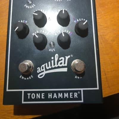 Aguilar Tone Hammer 2019 Green