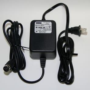 Korg KA163 or KA163E AC Adapter (OEM) 9V 3000 mA for SP500, Triton Karma, Radius, VOX Tonelab series