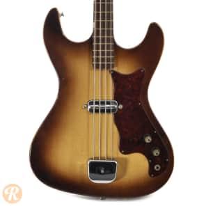 Kay Players Bass Sunburst