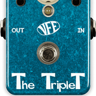 VFE Pedals The Triplet Comp / Octave / Distortion