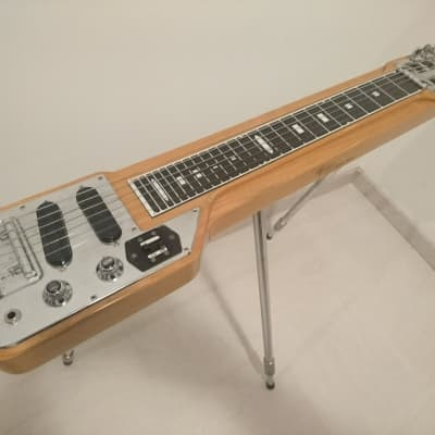 Guyatone Table / Lap steel 1960's natur for sale
