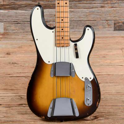 Fender Precision Bass Sunburst 1957 (s244)