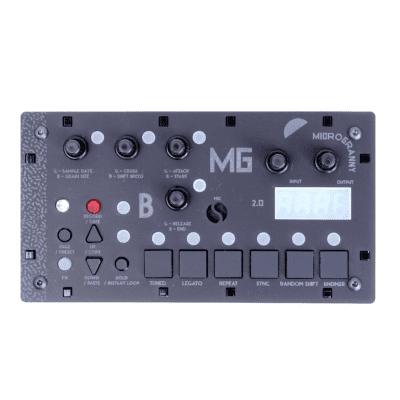 Bastl Instruments microGranny 2.5 Granular SAMPLER - Noir Black