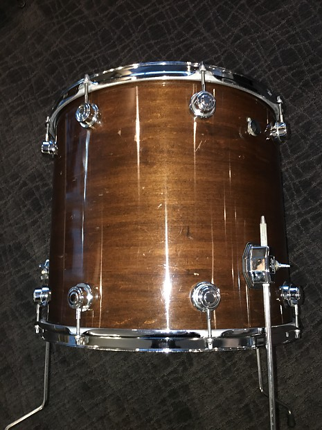 Camco 18 floor tom bass drum 1975 dark walnut reverb for 18 floor tom