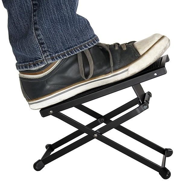 gearlux guitar foot rest austin bazaar reverb. Black Bedroom Furniture Sets. Home Design Ideas