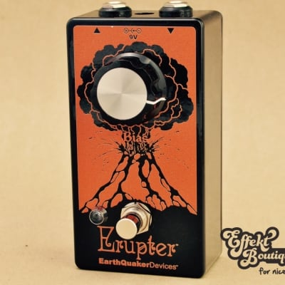 Earthquaker Devices - Erupter Ultimate Fuzz Tone for sale