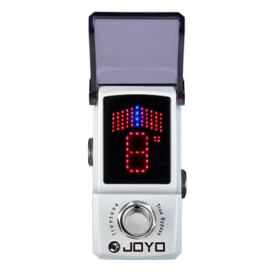 Joyo jf-326 Irontune Tuner Mini Guitar Effect Pedal Ships Free for sale