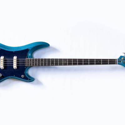 Guyatone EB-9 1979-81 Blue for sale