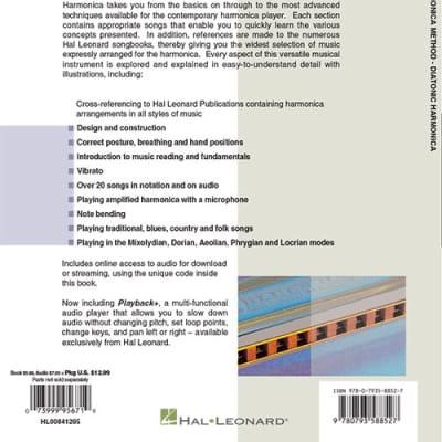 Hal Leonard The Hal Leonard Complete Harmonica Method – The Diatonic  Harmonica