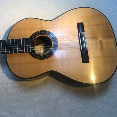David Rouse Concert Classical Guitar Spruce  2005 for sale