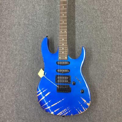 Freedom Custom  Electric  Blue for sale