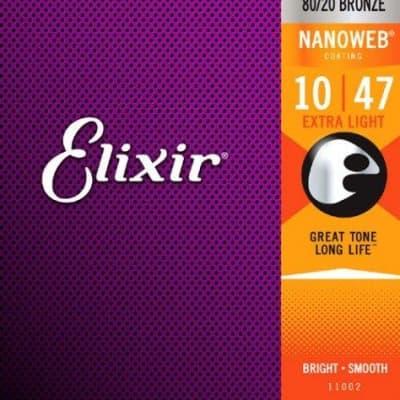 Elixir 11002 80/20 Nano XL 10-47