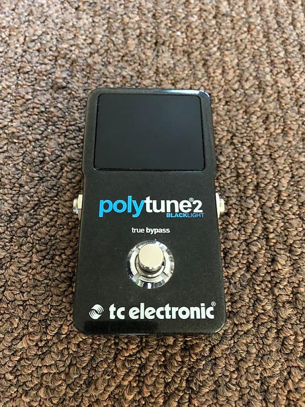 Tc Electronic Polytune 2 : tc electronic polytune 2 blacklight tuning pedal reverb ~ Russianpoet.info Haus und Dekorationen